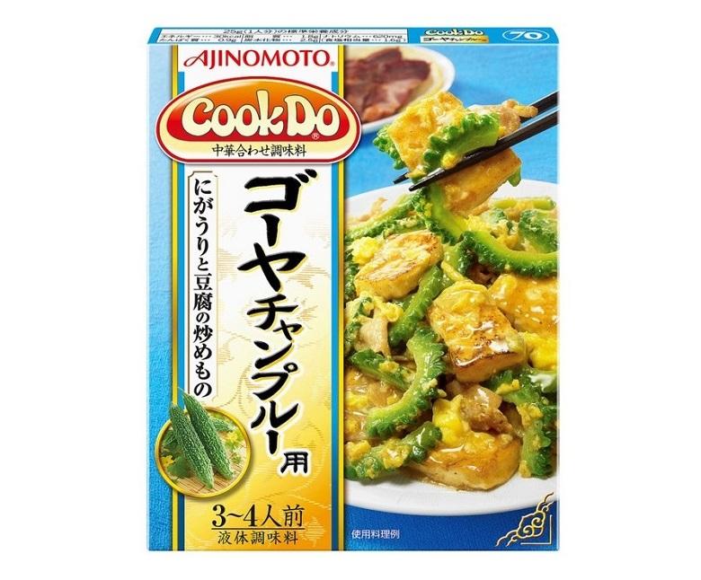 単品商品)味の素 Cook Do(中華合わせ調味料) ゴーヤ ...